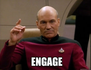 engage with your network